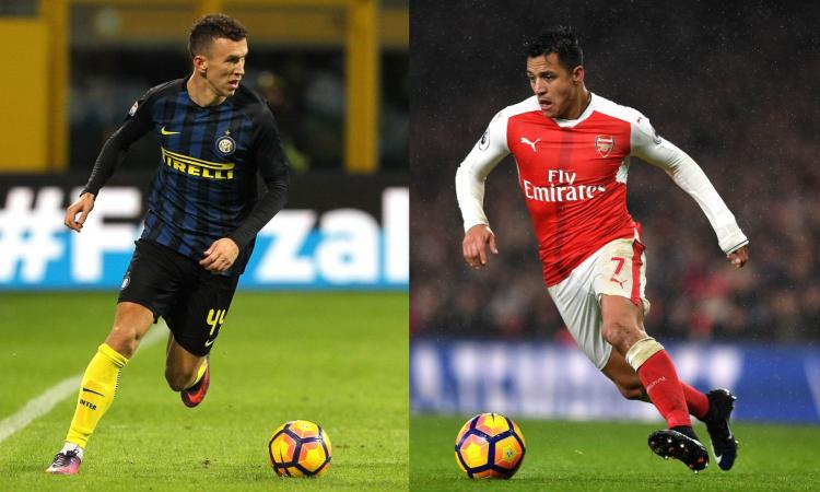 CLAMOROSO Inter e Arsenal, idea di scambio...